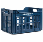 Urban Proof UP Fietskrat 30L Dark blue - RECYCLED