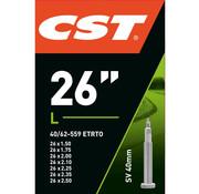 Cheng Shin Tyre CST binnenband 26x1.75/2.125 fv 40mm