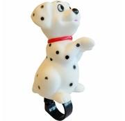 Pexkids Pex toeter Hond wit/zwart