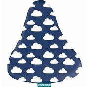 Urban Proof UP Zadelhoes Wolken blauw
