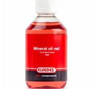 Elvedes mineraal olie 250ml rood