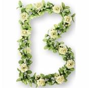 Basil bloemslinger rozen wt