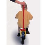 Merkloos fietsbalanstrainer