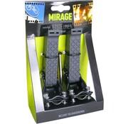 Mirage voetrust a vork opklapbaar