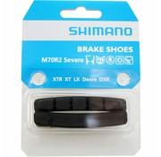 Shimano remblokrubber v-br M70R2 + 1mm
