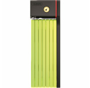 Abus vouwslot Bordo uGrip 5700/80 lime SH