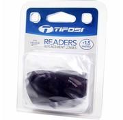 Tifosi reader lens Veloce smoke +1.5