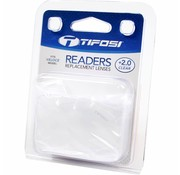 Tifosi reader lens Veloce clear +2.0