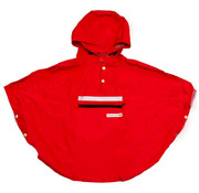 The People's Poncho Peoples Poncho red kind S