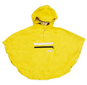 The People's Poncho Peoples Poncho yellow kind S