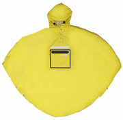 The People's Poncho Peoples Poncho yellow volw
