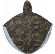The People's Poncho Peoples Poncho camo print volw