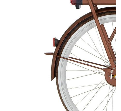 Cortina a spatb 28 E-U4 sparkle brown matt