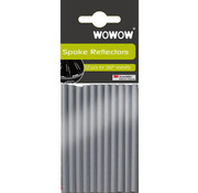 Wowow Spoke reflectors 3M Polybag 12 pcs