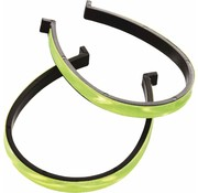Wowow Trouser clips fluo yellow