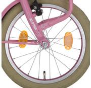 Alpina voorwiel 16 inch Clubb Roze