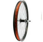 Merkloos v wiel freestyle 48spk 10mm as zw