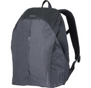 Basil backpack B-safe led graphite black
