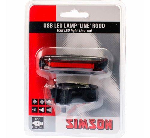 Simson a licht Line usb 3 lux