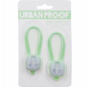 Urban Proof UP SMD LED fietslampjes set Pastel groen