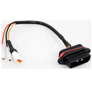 Bafang accu connector 200mm