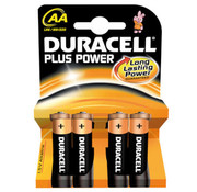 Duracell batt Plus Power LR6 AA