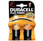 Duracell batt Plus Power LR14 C