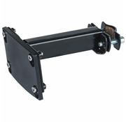 Basil fixed mounted stem holder