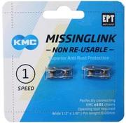 KMC missinglink E101 1/8 EPT krt (2) e-Bike