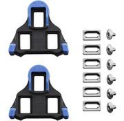 Shimano schoenplaatjes SM-SH12 SPD-SL blauw