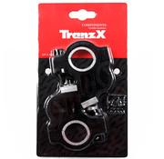 Merkloos TranzX montage set v opzetstuur JD-802 25.4/31.8