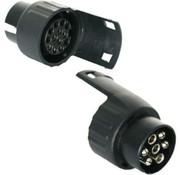 Merkloos stekker adapter 7 > 13 polig