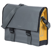 Basil messenger tas Urban load stormey grey