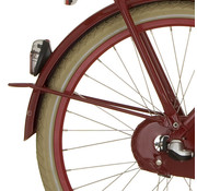 Cortina a spatb stang 24 U4 ruby red