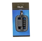 XLC Pedaal Comfort Antislip Gry/zw Stel