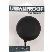 Urban Proof UP bel Ding Dong 60mm mat zwart / grijs