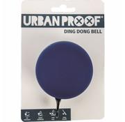 Urban Proof UP bel Ding Dong 60mm mat blauw / groen