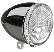 Axa koplamp 606 15 lux E-bike 6-48v dark chrome