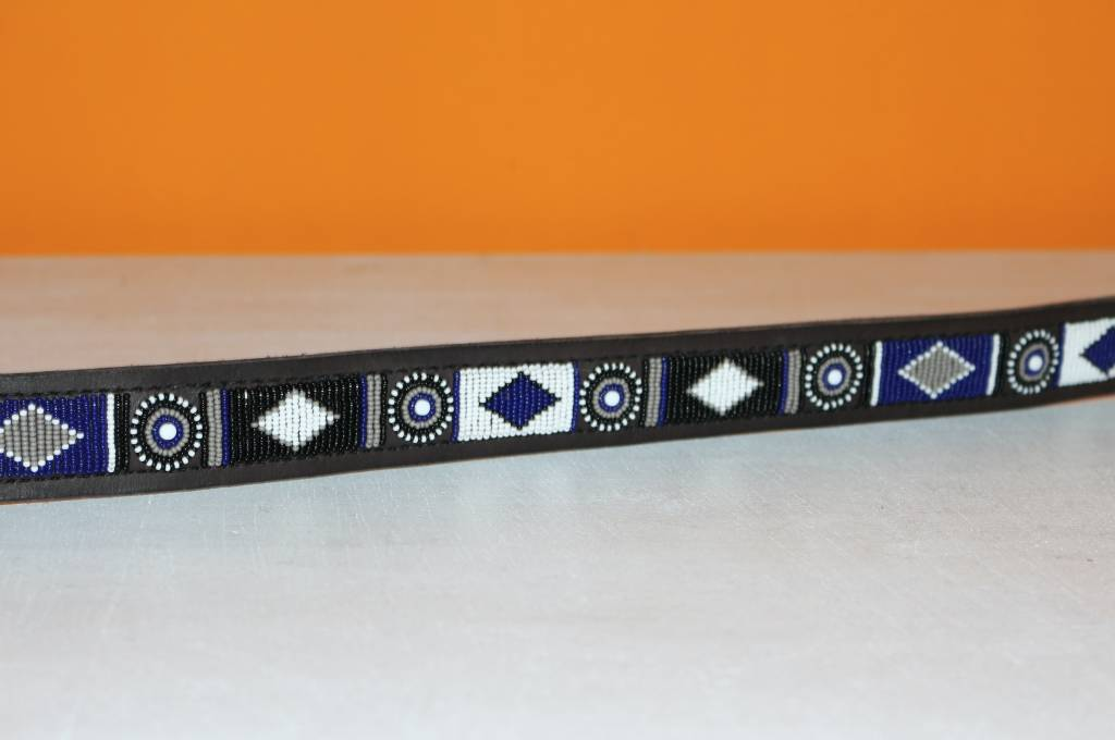 HANDMADE IN KENYA BENIN BELT