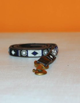 HANDMADE IN KENYA BENIN LEASH