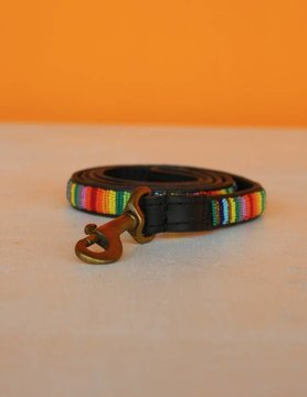 HANDMADE IN KENYA TOGO LEASH