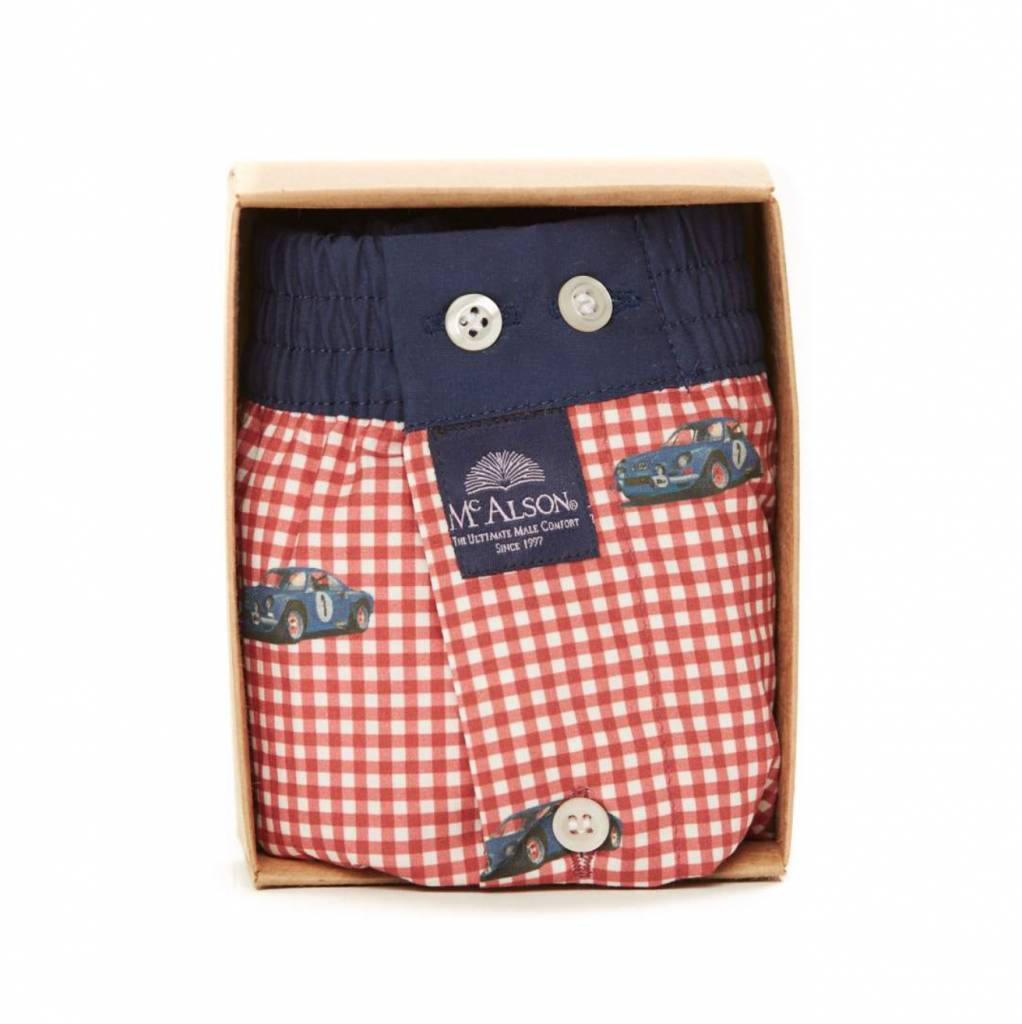 McALSON BOXERSHORT FROM MCALSON