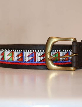 HANDMADE IN KENYA GUINEE BELT
