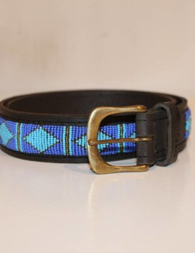 HANDMADE IN KENYA CEUTA BELT