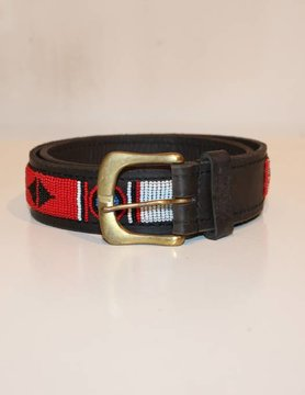 HANDMADE IN KENYA GAMBON BELT