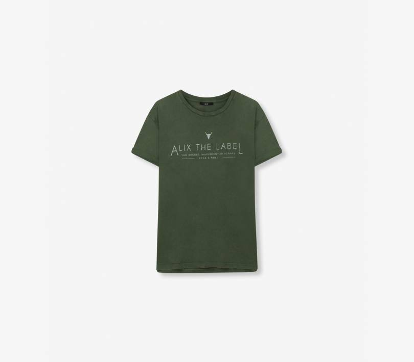 ALIX THE LABEL SHIRT VAN ALIX THE LABEL