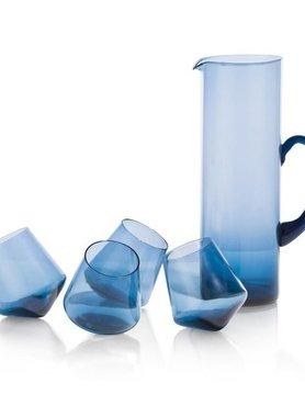 KAN SET CARAF & 4 GLASSES