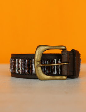 HANDMADE IN KENYA BLACK NILE RIEM