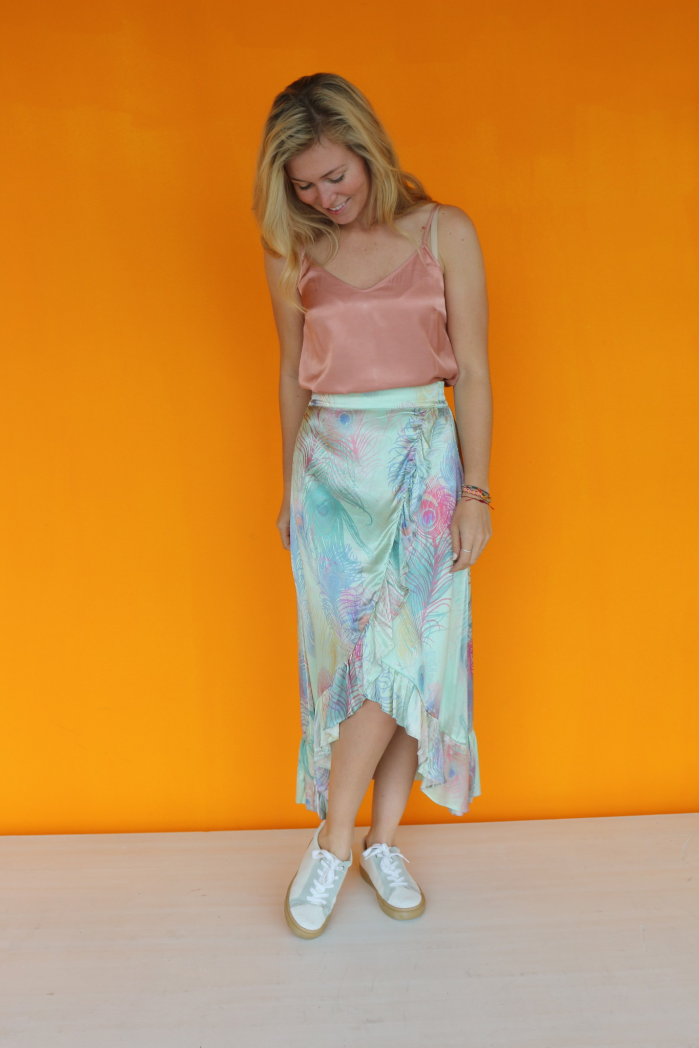 ALIX THE LABEL SKIRT FROM ALIX THE LABEL