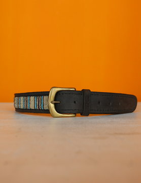 HANDMADE IN KENYA BLUE NILE BELT